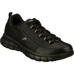 Women's Skechers Synergy Elite Status Black