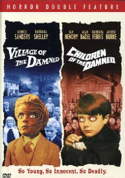 Village of the Damned/Children of the Damned (DVD) 959494