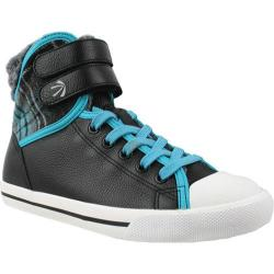 Women's Burnetie High Top Strap Black