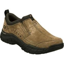 Men's Skechers Relaxed Fit Rig Mountain Top Brown