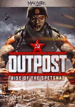 Outpost: Rise of the Spetsnaz (DVD) 12034291