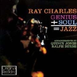 RAY CHARLES - GENIUS + SOUL = JAZZ 12040638