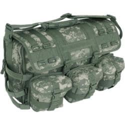 Mercury Luggage Digital Camo Computer Messenger Bag Digital Camo