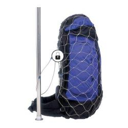Pacsafe Pacsafe 85L Bag and Backpack Protector Metallic