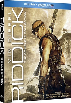 Riddick: The Complete Collection (Blu-ray Disc) 12053429