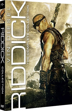 Riddick: The Complete Collection (DVD) 12053430