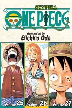 One Piece: Skypiea 25-26-27: Omnibus Edition (Paperback) 12053845