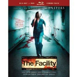 The Facility (Blu-ray/DVD) 12100378