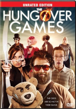 The Hungover Games (DVD) 12100484