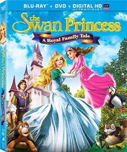 Swan Princess: A Royal Family Tale (Blu-ray/DVD) 12100494
