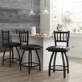 XL Vinyl Bar Stool