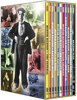 Art of Buster Keaton Collection (DVD) 121597