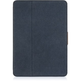 Macally Carrying Case (Folio) for iPad Air - Blue