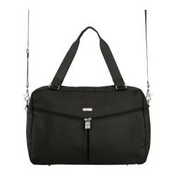 Women's baggallini TSP780 Transport Carryall Black/Sand