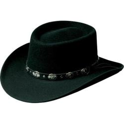 Women's Bailey Western Gambler Black