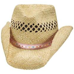 Girls' Bailey Western Jenny Natural