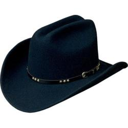 Bailey Western Three D Black