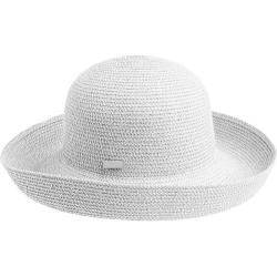 Women's Betmar Classic Roll Up White
