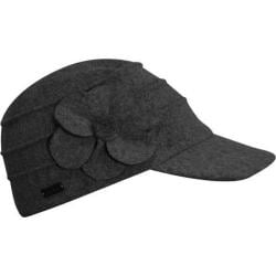 Women's Betmar Ridge Flower Cap Black
