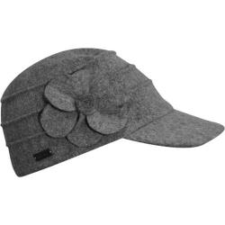 Women's Betmar Ridge Flower Cap Charcoal Heather