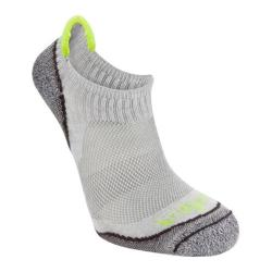 Men's Bridgedale CoolFusion RUN Na-kd (2 Pairs) Grey