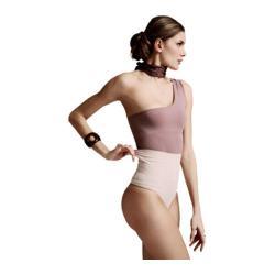 Women's Cass Luxury Shapewear Contour Thong Nude