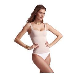Women's Cass Luxury Shapewear Skinny Scoop Nude