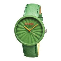 Crayo CR1502 Green Leather/Green