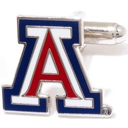 Men's Cufflinks Inc Arizona Wildcats Red/White/Blue 14536314