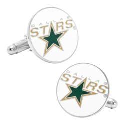 Men's Cufflinks Inc Dallas Stars Cufflinks Green