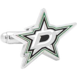 Men's Cufflinks Inc Dallas Stars Cufflinks PD-DALS-SL Green 14536546