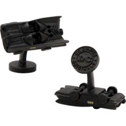 Men's Cufflinks Inc DC Comics Classic Batmobile Cufflinks Black 14536574
