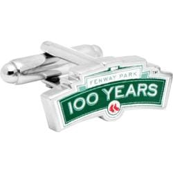 Men's Cufflinks Inc Fenway Park Centennial Anniversary Cufflinks Multi