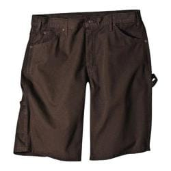 Men's Dickies 11in Relaxed Fit Ripstop Carpenter Short Chocolate Brown