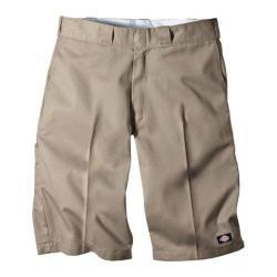 Men's Dickies 13in Relaxed Fit Multi-Pocket Work Short Khaki