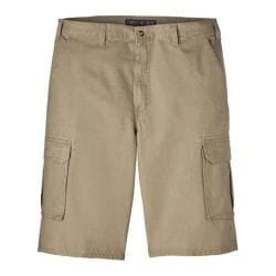 Men's Dickies 13in Relaxed Fit Peached Twill Cargo Short Maple