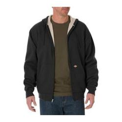 Men's Dickies Bonded Waffle Knit Jacket Black