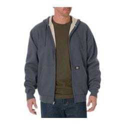 Men's Dickies Bonded Waffle Knit Jacket Charcoal