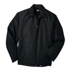 Men's Dickies Insulated Panel Jacket w/ Yoke Black