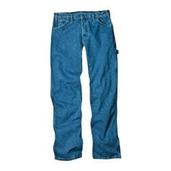 Men's Dickies Loose Fit Carpenter Jean 30in Inseam Navy Combo