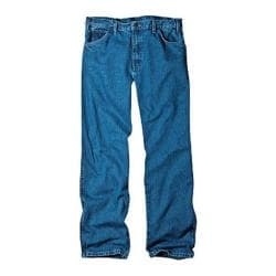 Men's Dickies Relax Fit Jean 30in Inseam Stone Wash Blue