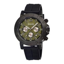Men's Equipe Tritium Tube 409 Black Rubber/Green