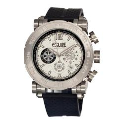 Men's Equipe Tritium Tube 502 Black Rubber/White