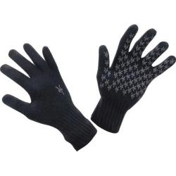 Ibex Knitty Gritty Wool Glove Black/Lead