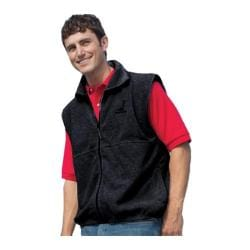 Men's Inner Harbor Full Zip Vest Fleece Black