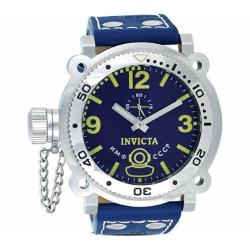 Men's Invicta Lefty Russian Diver 7272 Blue/Blue