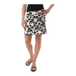 Women's KiKi*C The Skinny Skort Black/Gold