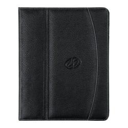 MacCase Premium Leather iPad Air Folio Black