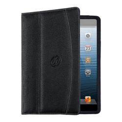 MacCase Premium Leather iPad Mini Folio Black