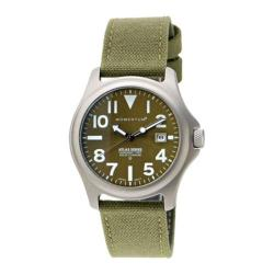 Men's Momentum Watch Atlas Ti Cordura Green/Khaki Cordura